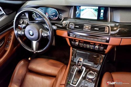 bmw 530i sport 24v 306hp teto modelo 2015