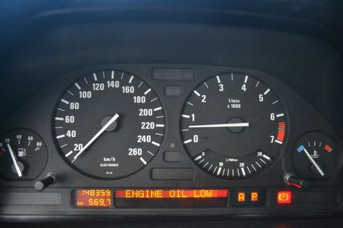 bmw 530ia sedan 3.0 gasolina aut com 218cv