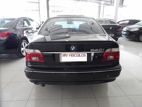 bmw 540 4.4 sedan v8 32v 1996