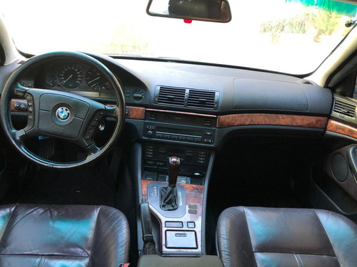 bmw 540i sedan 4 puertas
