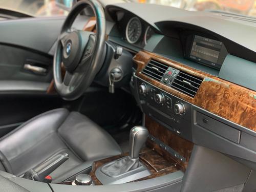 bmw 550i 4.8 security v8 32v gasolina 4p automático - 2007