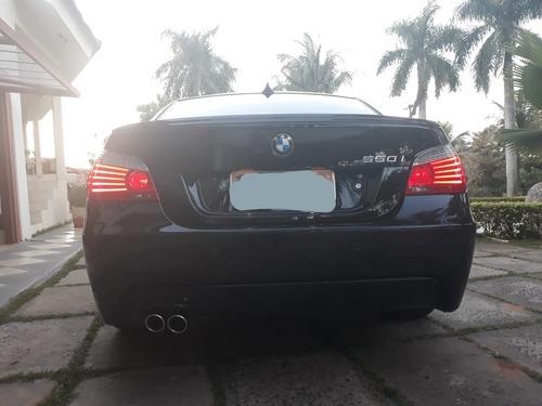 bmw 550i 4.8 sport sedã v8 32v gasolina 4p automático 2009