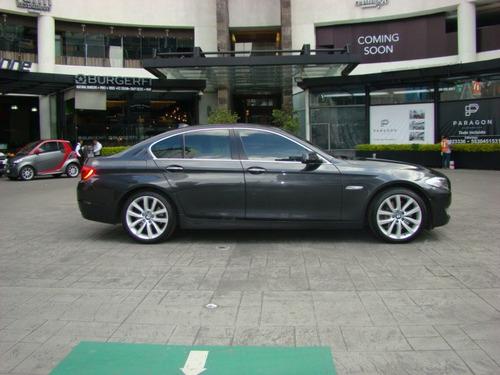 bmw 550ia top line 2012 gris