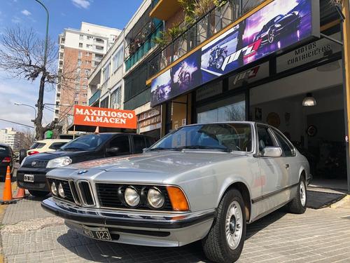 bmw 633 csi año 1981 caja alpina pro seven!!