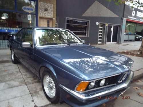 bmw 635 csi 1982 at 125000 km