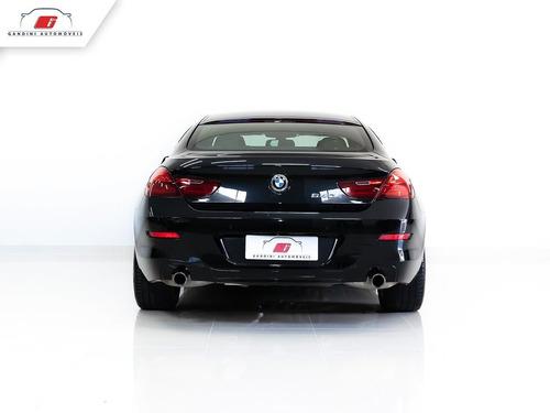 bmw 640i 3.0 gran coupé 24v gasolina 4p automático