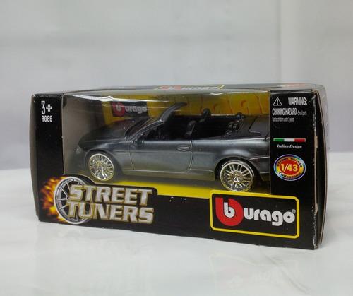 bmw 645 ci, 1/43. series street tuners. bburago.!