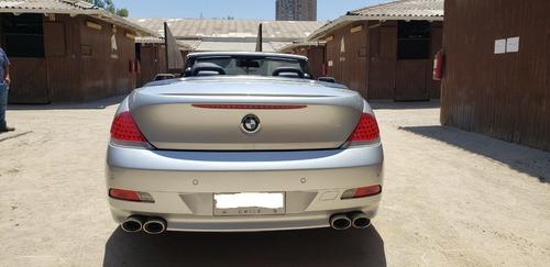 bmw 645 cia cabrio 4.4 2007