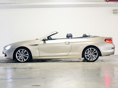 bmw 650 cabriolet solo 30.000km 2013