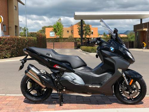 bmw 650 sport scooter