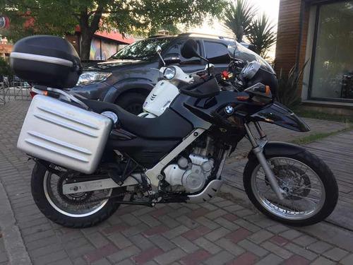 bmw 650gs monocilindrica 2007 hoffen motor haus