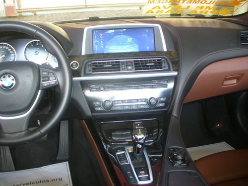 bmw 650i cabrio aut. prata 2012 starveiculos