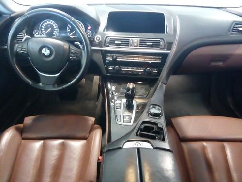 bmw 650ia gran coupe m sport automático mod. 2016