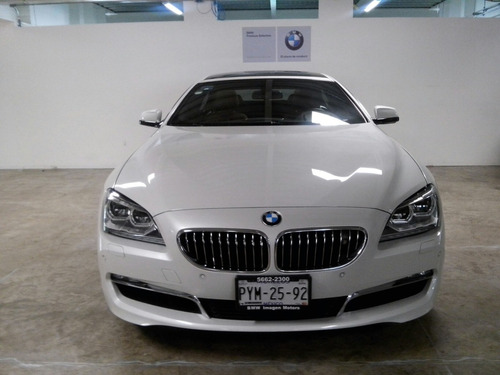 bmw  650ia grand coupe at