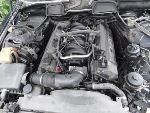 bmw 740 ano 2000 sucata para peças - planeta motor