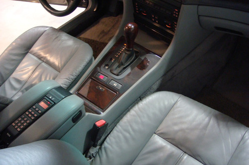 bmw 740il largo auto de coleccion igual a okm unico
