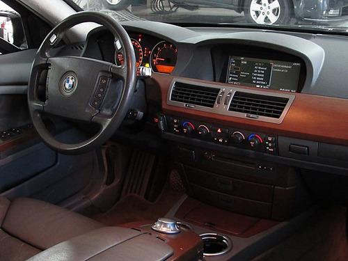 bmw 745i 4.4 sedan 32v gasolina 4p automático 2002