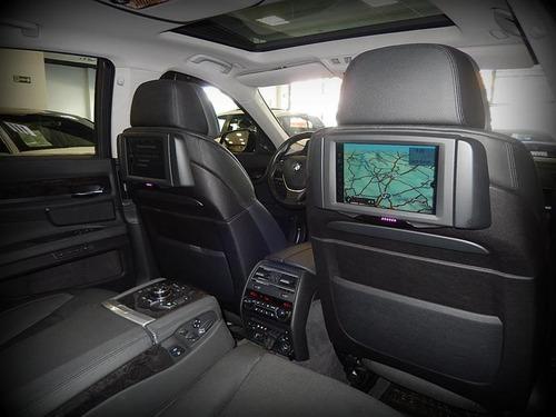 bmw 750i 4.4 unique sedan v8 32v gasolina 4p automático 2011