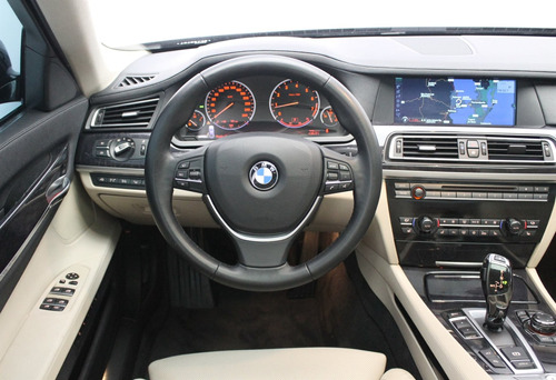 bmw 750i 4.4 unique sedan v8 32v gasolina 4p automático