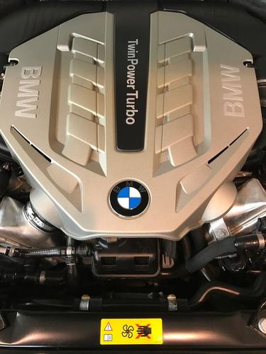 bmw 750i híbrido  4p automático.