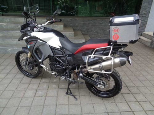 bmw 800 gs adventure 2016 100 mil equipo extra (impecable)