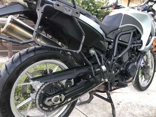 bmw 800cc bicilindrica f650gs