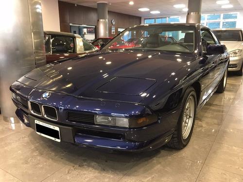 bmw 850i v12 año 1990