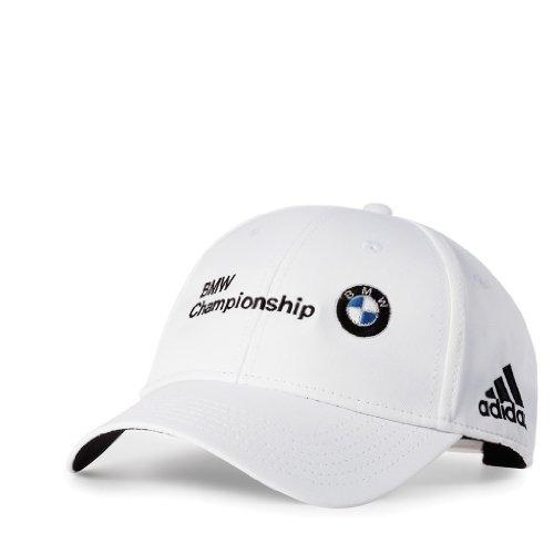bmw adidas performance max cap - blanco