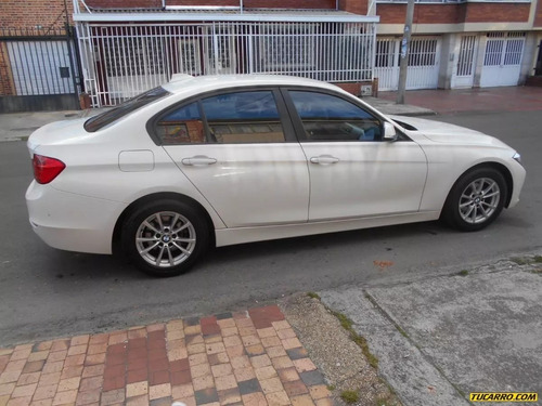 bmw blanco 320i 2013 twin turbo 2000cc