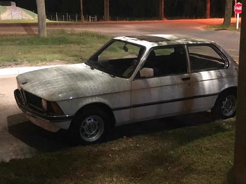bmw bmw 316 1980 clasico