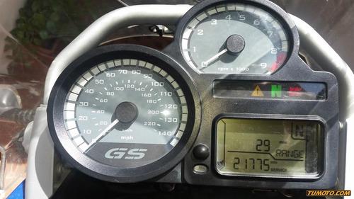 bmw bmw  gs 1200 501 cc o más