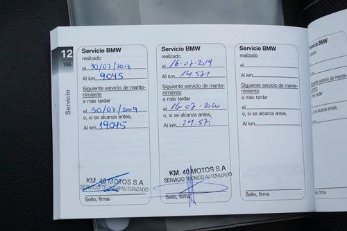 bmw c650 gt full igual a nueva garantia
