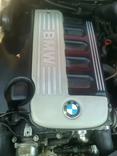 bmw chocado
