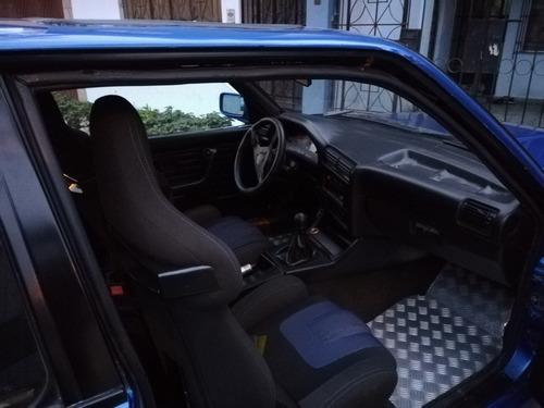 bmw e30  318 del año 87 coupe motor toyota 18r caja quinta