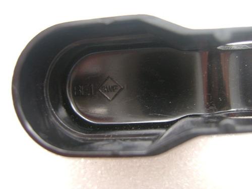 bmw e30 tapa del brazo parabrisas,  original