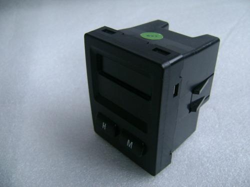 bmw e36  compact/z3  reloj digital de consola, original!!!!!