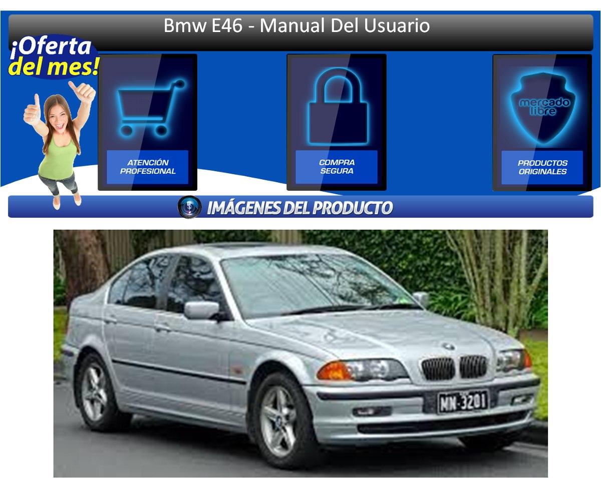 bmw e46 - manual del usuario - en español. Cargando zoom.