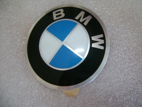 bmw emblema(4.5cms) autoadhesivo original, 2002, e21,e30