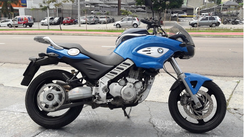 bmw f 650 cs 2002 toda original
