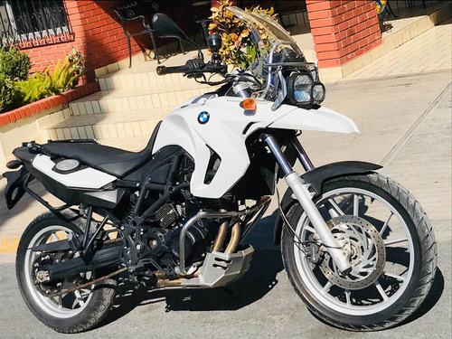 bmw f 650 gs bi cilindrica  gs 2012 mexicana