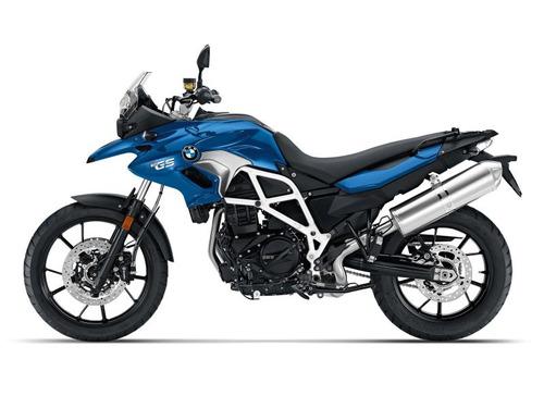bmw f 700 gs 0km.sport con asc azul cordasco motohaus