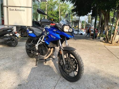 bmw f 700 gs 2018