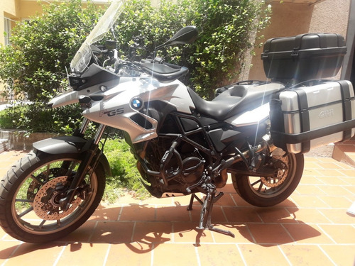 bmw f 700 gs full impecable u$s 17000 o u$s 16000 sin acces.