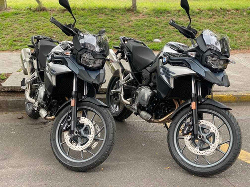 bmw f 750 gs full exclusive con tft