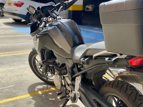 bmw f 750 gs -  full - lowkit - como nueva!