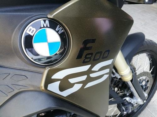 bmw - f 800 gs - 2013