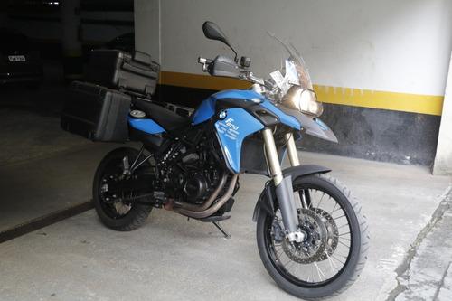 bmw f 800 gs 2013/2013 azul