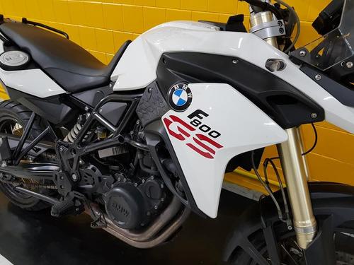bmw f 800 gs - 2015 impecavel branca