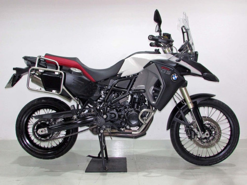 bmw - f 800 gs adventure - 2016 branca
