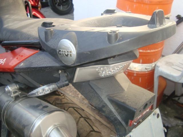 bmw f 800 gs ano 2012 (sucata) c/ baixa detran